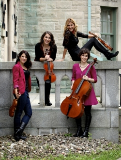 Quatuor Rhapsodie 1